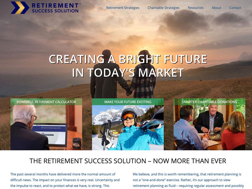 Retirement Success Solution