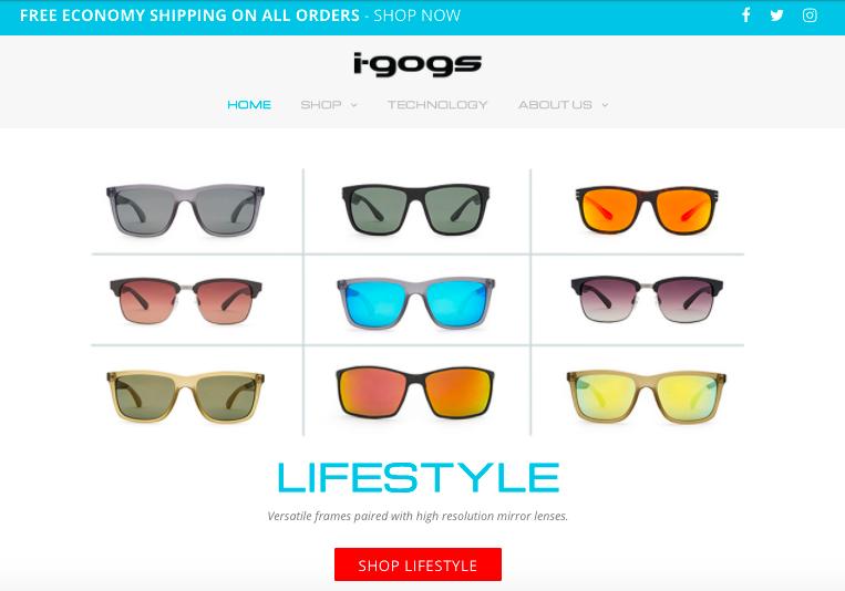 i-gogs Quality Eyewear